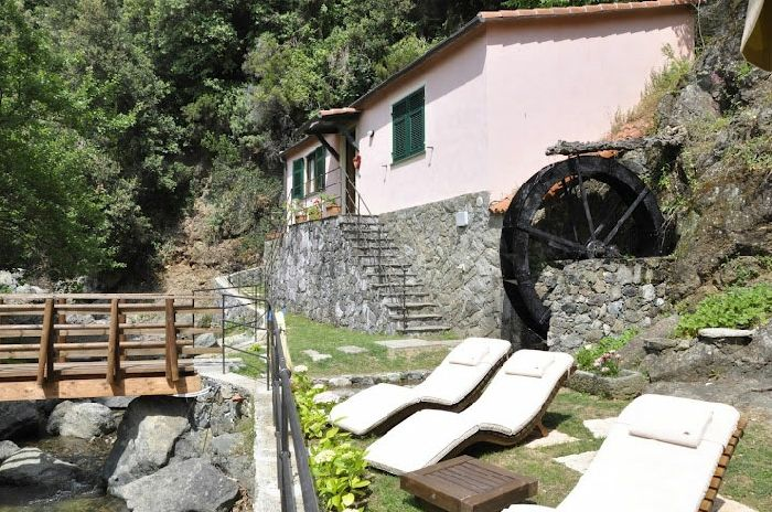 Bauernhof Cà du Ferrà Farm & Relax Bonassola (La Spezia) - Ligurien