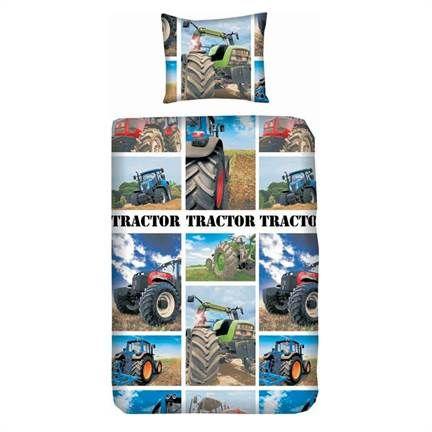 Snoozing Tractor dekbedovertrek