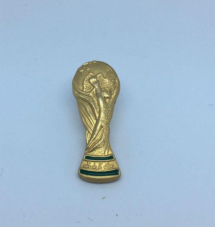 FIFA WORLD CUP POKAL Pin Germany Deutschland Fussball badge football  | eBay