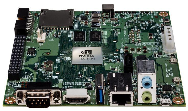 NVIDIA Jetson TK1 Development Kit by NVIDIA - Shop Online for Electronics in Australia