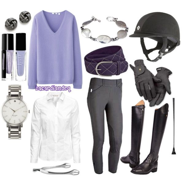 Purple Magnet, created by bacardiandeq on Polyvore