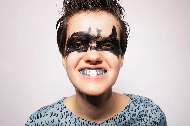 Опыты: Как быстро сделать необычный макияж на Хеллоуин — Вещи — Афиша-Город