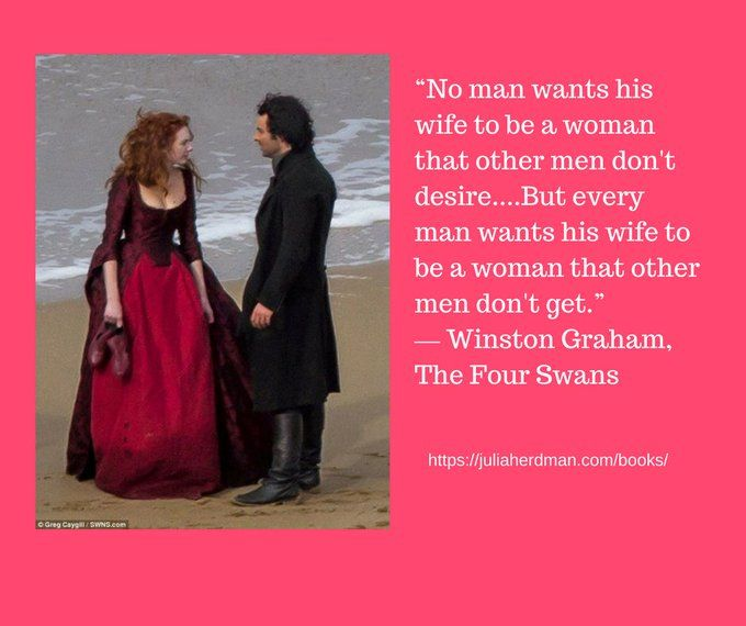 The Four Swans (Poldark Book 6) - Winston Graham