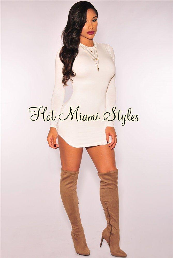 Evening Wear In Miami