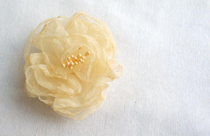 peony fabric flower tutorial arts crafts pinterest. Black Bedroom Furniture Sets. Home Design Ideas