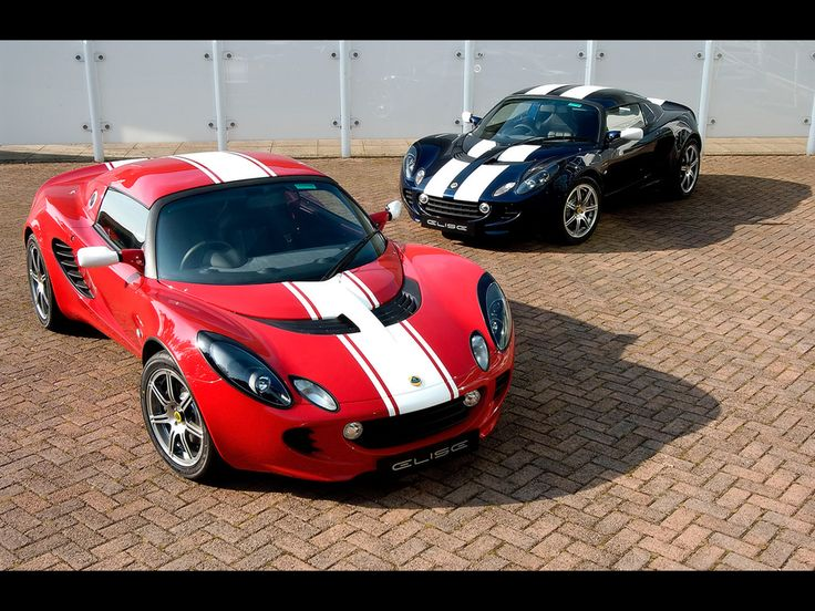 2006 Lotus Elise Sports Racer - Front Angle - 1024x768 Wallpaper