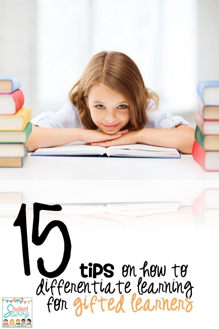 StudentSavvy: 15 tips for gifted learners Read #1 and the first half of #4 twice!! -Melanie Bondy, Mind Vine Press