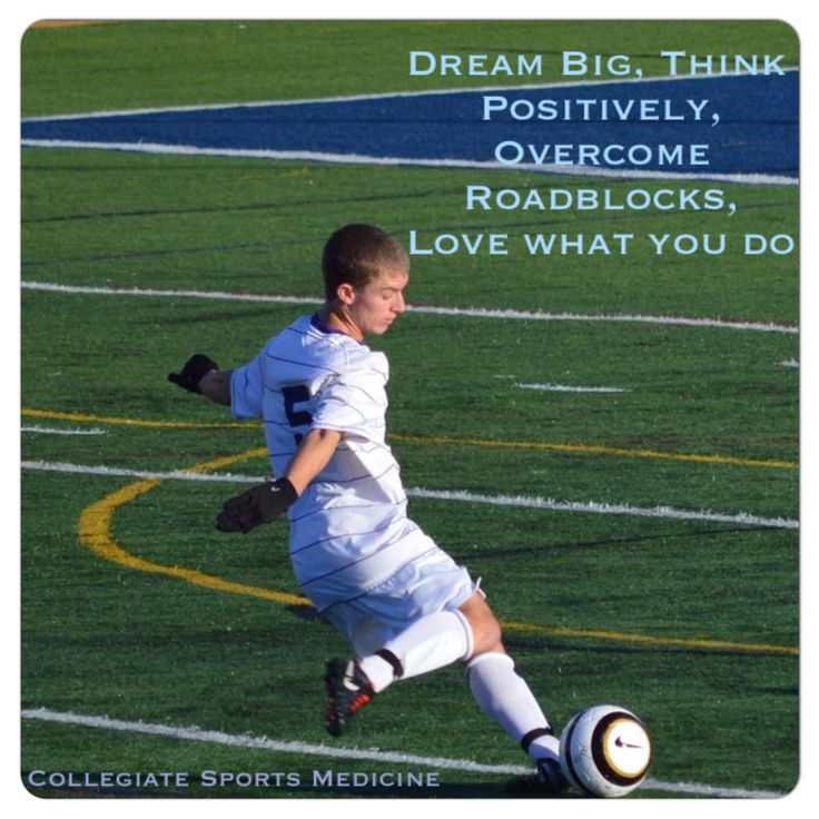 """Dream Big, Think Positively, Overcome Roadblocks, Love what you do"" - Melanie Tuck"