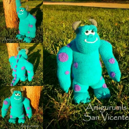 81 best images about Amigurumis San Vicente (Chile) on ...