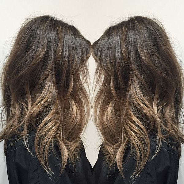 """Ask for natural-looking, sandy-beige highlights that are lighter around your face and towards the ends of hair. """"Especially with brunettes, lightening your hair takes time. Upkeep: """"The great thing about this look is that it's low-maintenance,"""" Parks told us. Your highlights will grow out gradually, almost like they came from the sun instead of the salon. If they start to get brassy from the actual sun — which can happen — you can pop in every four to six weeks for"""