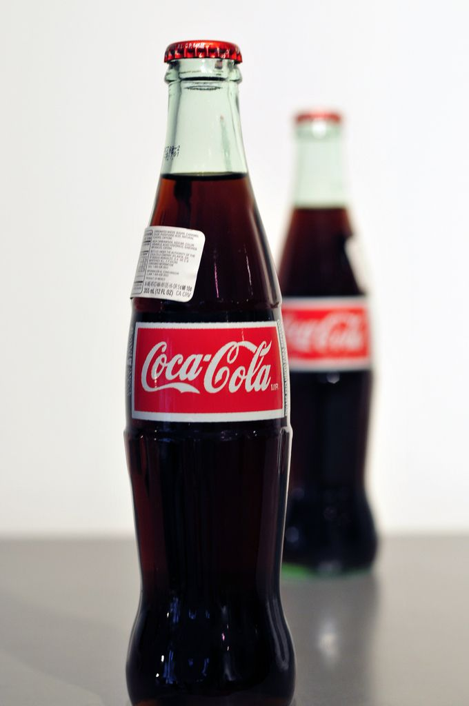Mexican-made Coca Cola.  If high fructose corn syrup isn't good enough for them, why are Americans using it still?