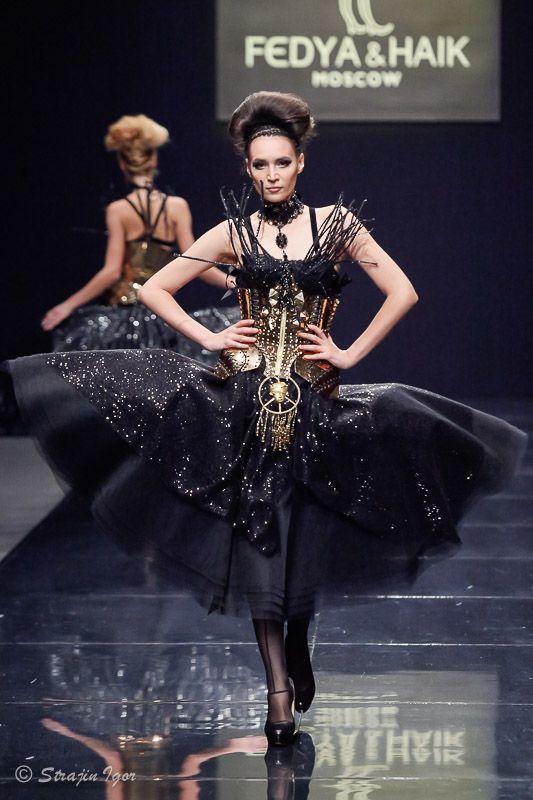 "FEDYA&HAIK коллекция костюмов Stage Outfits ""Хакеры сновидений"""