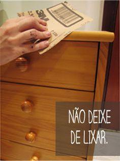 Contact, tinta spray?? Como salvar meu criaodo-mudo Casa de Colorir: Como pintar um móvel estilo Casas Bahia