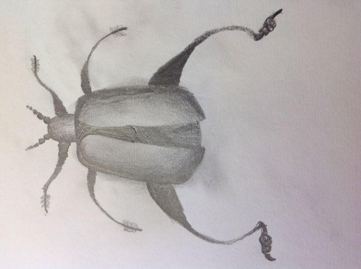Pencil drawing
