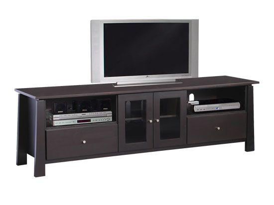 Scandinavian Designs - Media Storage - Parklands TV Bench