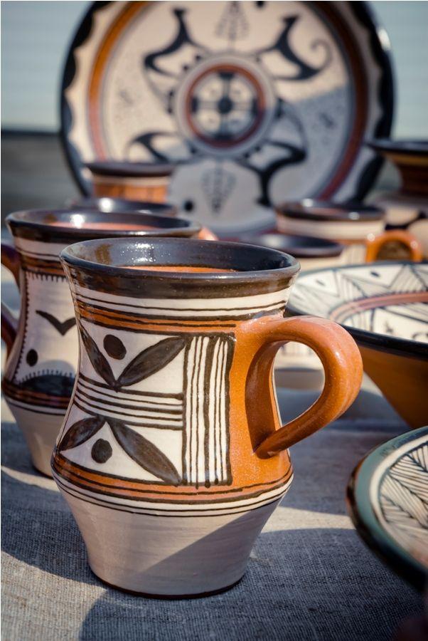 Ceramica populară în ambientul urban din Moldova