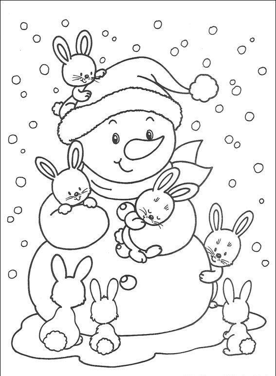 Kardan Adam Boyama Sayfası Satın Alınacak şeyler Christmas