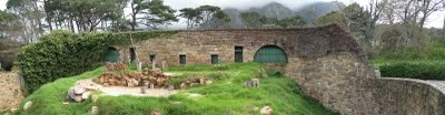 Groote Schuur Zoo--Cape Town, South Africa. Closed in 1975