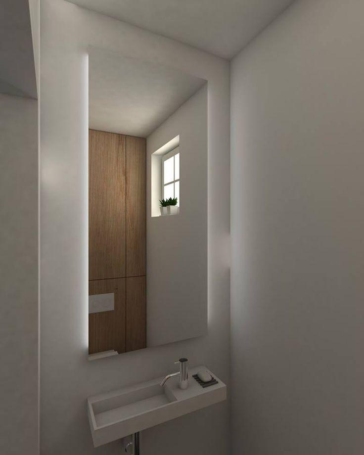 spiegel voor wc gallery of gste wc spiegel mit beleuchtung bestmgliche bild der zierath spiegel. Black Bedroom Furniture Sets. Home Design Ideas