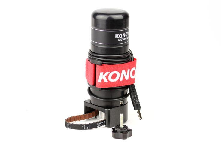 Konova Slider Geared Motor for K3 and K5 DSLR Slider – Motion Control (Available in 51:1, 100:1, 516:1, 721:1)