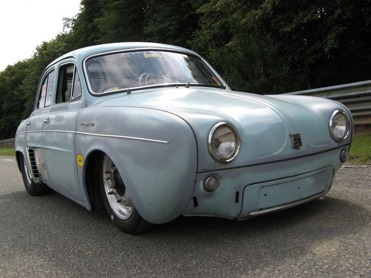 OMG RENAULT DAUPHINE GORDINI £1500 anyone - VW Forum - VZi, Europe's largest VW, community and sales