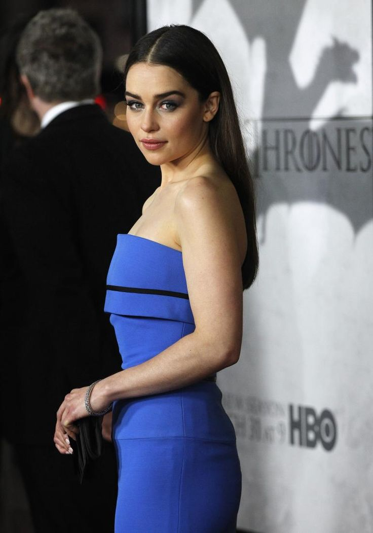 Game Of Thrones' Finale: Will Queen Of Dragons Emilia Clarke Rule ...