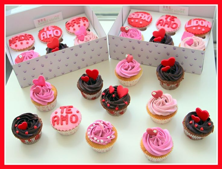 Cupcakes varios