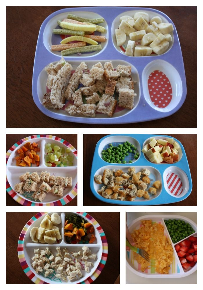 18 Month Munchkin Meals Lunch