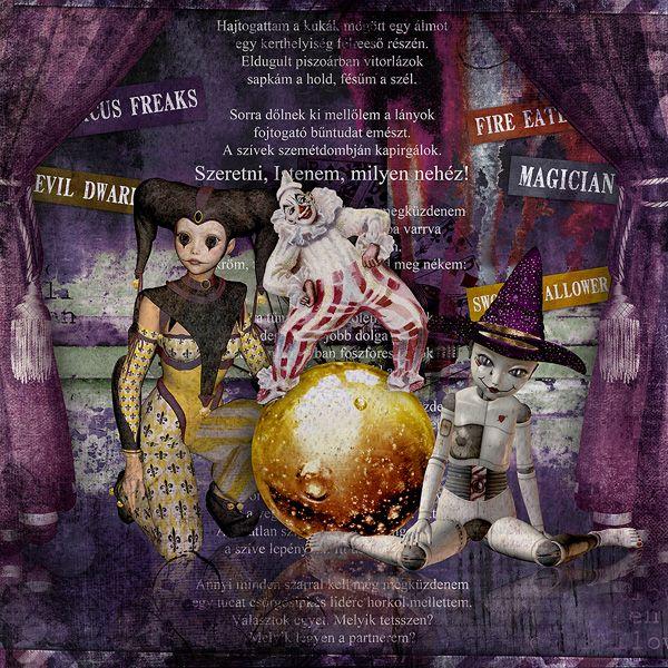 beedee-Mischief Circus