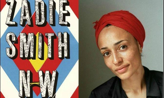 Blackstarline Book Club Reviews NW By Zadie Smith