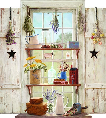15 best images about 03 04 window mural on pinterest for Country wall mural