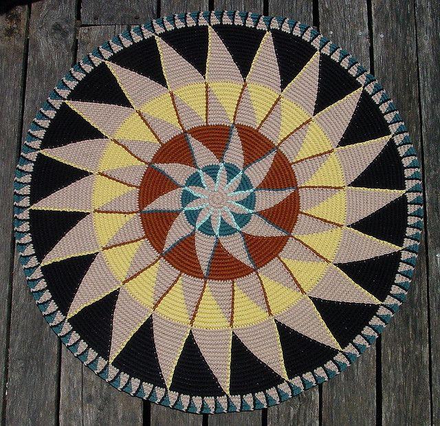 Tapestry crochet WOW