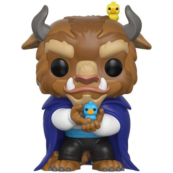 Figurine The Beast avec oiseaux (La Belle Et La Bête) - Funko Pop