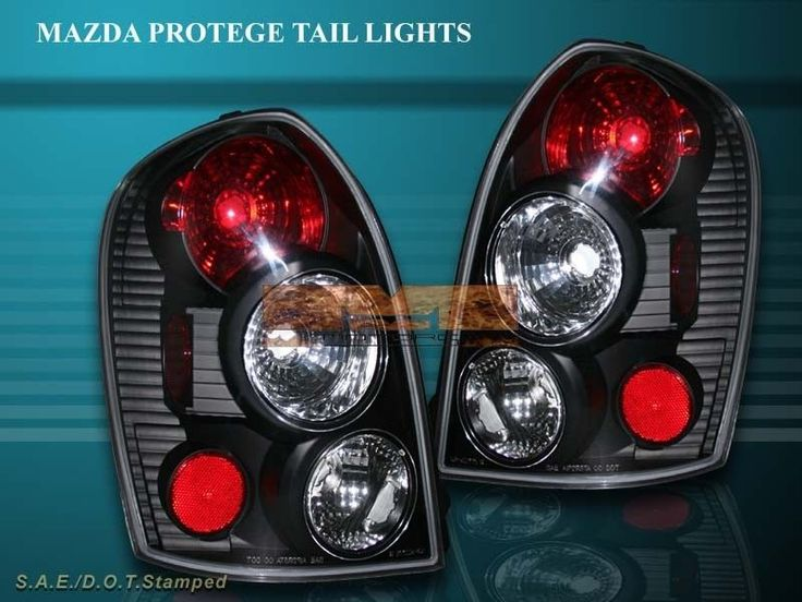 Cool Amazing 2002-2003 MAZDA PROTEGE-5 5 DR TAIL LIGHTS JDM BLACK  2018 Check more at http://24go.cf/2017/amazing-2002-2003-mazda-protege-5-5-dr-tail-lights-jdm-black-2018/