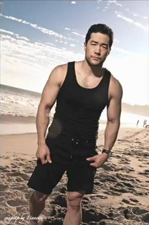 Tim Kang- watch one episode of the Mentalist and you will swoon too!