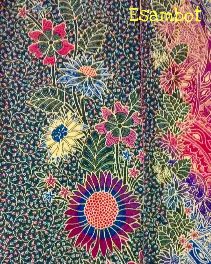 One of my batik pattern.