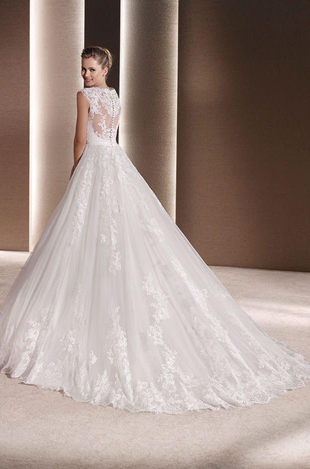 Brautkleider von La Sposa - Model Raven