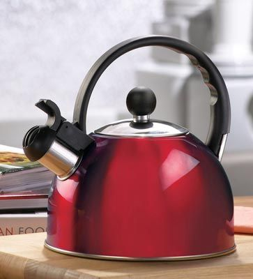 Table Mat With Kitchen Kettle