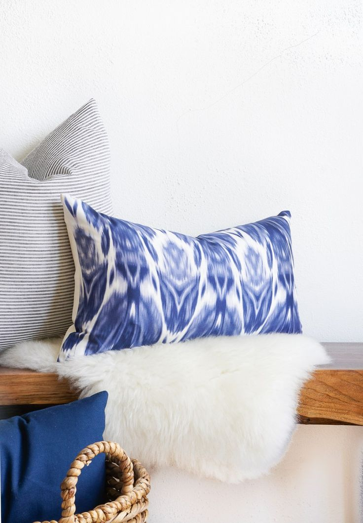 Dress to Throw Pillow: Repurposing Fashion into Home Decor