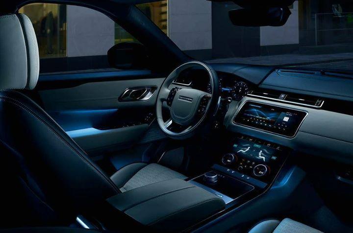 L'intérieur du Range Rover Velar. On lui met un bon 8/10 et vous ? - http://ift.tt/1HQJd81