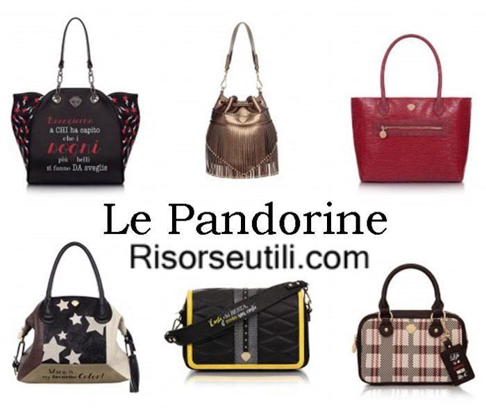 Bags Le Pandorine fall winter 2016 2017 for women