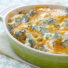 Creamy Broccoli and Cheese | Recipes | Spoonful