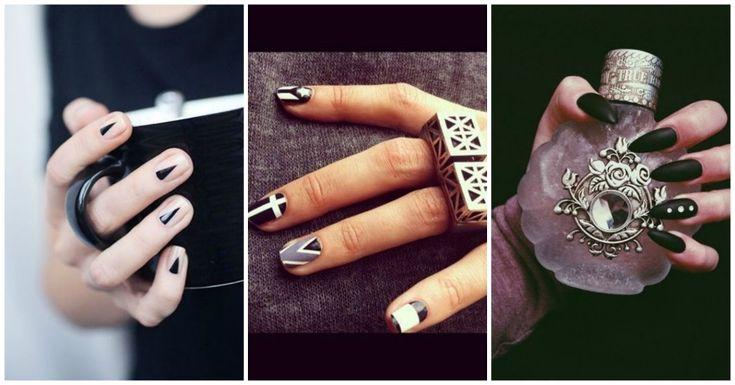 Τα 30+ καλύτερα Rock & Chic σχέδια για νύχια για να κάνεις την διαφορά!