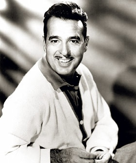 Tennessee Ernie Ford ~ (Born Ernest Jennings Ford; February 13, 1919 – October 17, 1991),