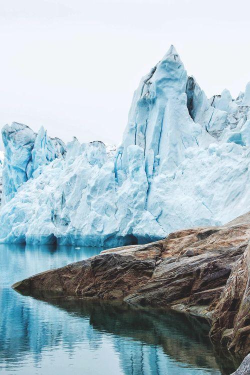 Knud Rasmunsen Glacier, Greenland | Johan Luce Travel Photography