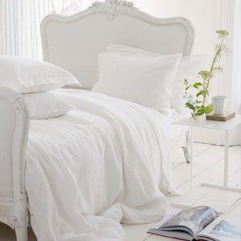 The Bedding #Designersguild #dreambedroom
