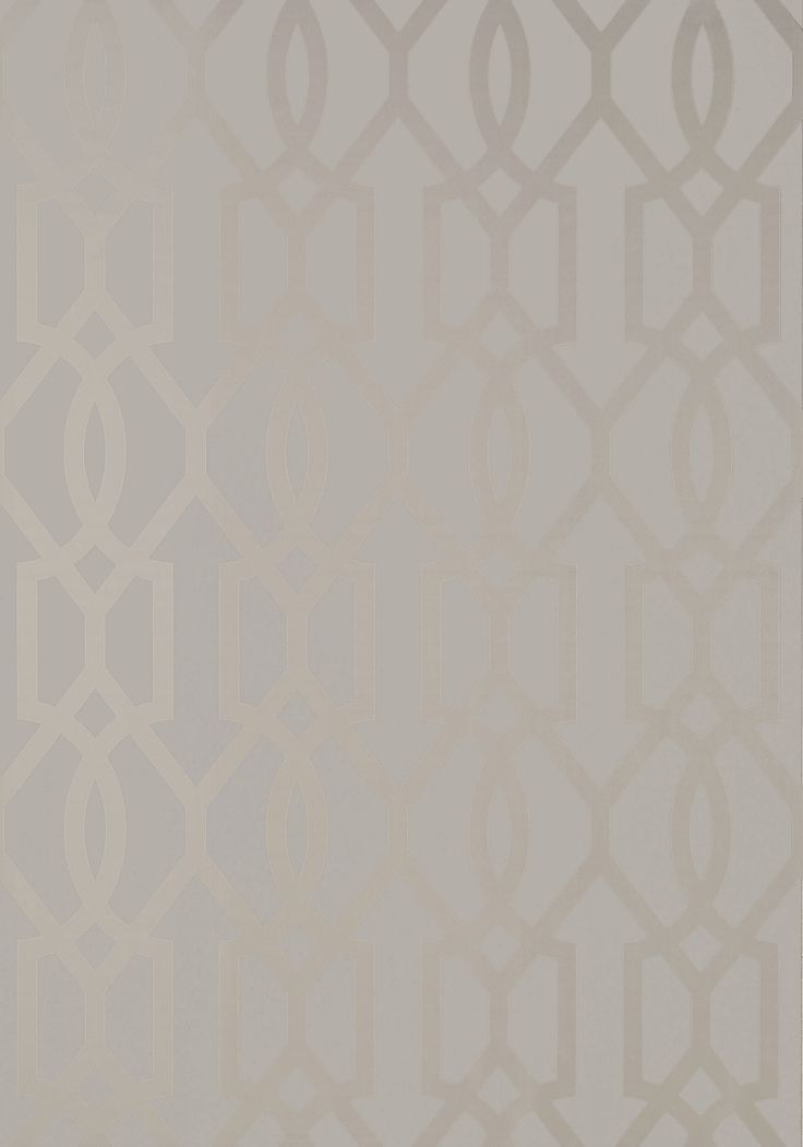 DOWNING GATE, Metallic Silver on Grey, T10045, Collection Neutral Resource from Thibaut