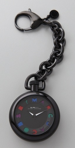 pocket watch!! marc by marc jacobs: Watches Marc, Pockets Watches, Marc Jacobs Handbags, Charms Watches, Love It, Just Love, So Cool, Handbags Charms, Watches Thestylecurecom