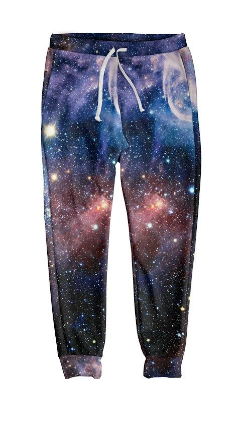 Lush Galaxy Joggers from Beloved Shirts