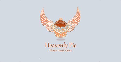 Heavenly Pie | Logo Design | Pinterest